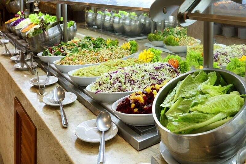 Alimentos naturais e sempre frescos